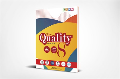 GAMA 8 THE QUALITY (52 DENEME)